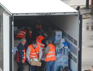 700 δικαιούχοι πήραν τρόφιμα στο δήμο Μεσσήνης
