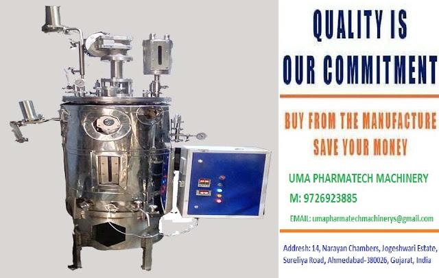 Industrial Fermenter Manufacturer in India