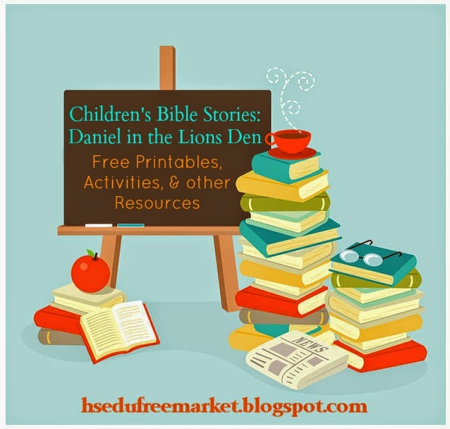 Homeschool Educational Free Market: Children's Bible Stories ...