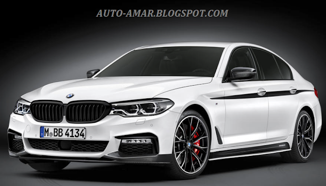 M Performance Upgrade express For 2017 BMW 5 Series