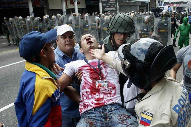Violência na Venezuela e na Nicarágua: crimes de transcendência internacional