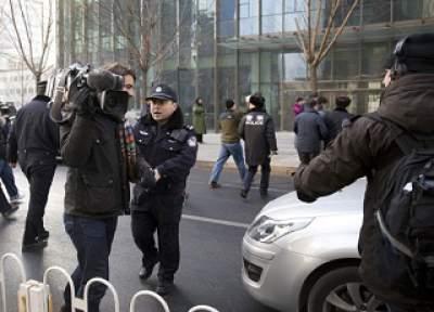 jurnalisme di Cina
