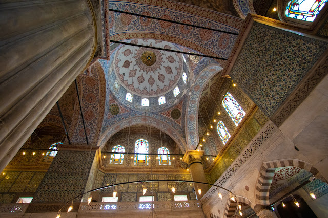 Moschea blu-Istanbul
