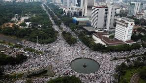 Sederet Fakta Aksi Damai Umat Islam di Jakarta yang harus kita ketahui,