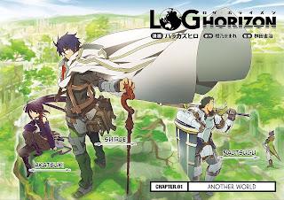 Rekomendasi Anime Genre Game Terbaik