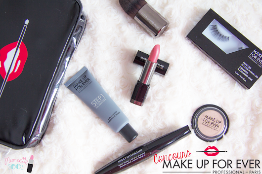 Un BB meet up chez Make Up For Ever ? (concours)