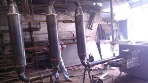 Pabrik pengolah kopra