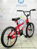 20 Inch Phoenix 20-717-6 BMX Bike Red