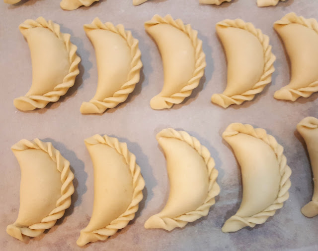 receta de tapas de empanadas industrial