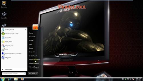 windows 7 gamer edition x64 full version