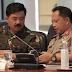 TNI-Polri Bersinergi Amankan Agenda Penting 2018-2019
