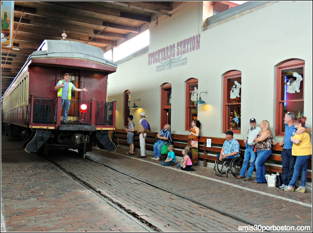 Stockyards Station: Grapevine Vintage Railroad