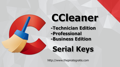 Download CCleaner All Edition 5.37 + Serial Completo