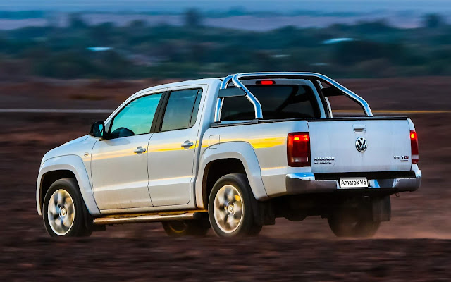 VW Amarok - Política Amarok
