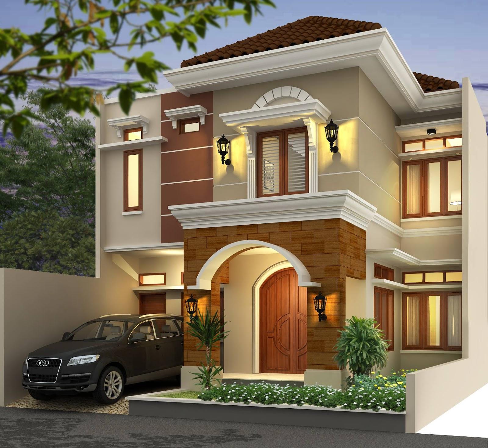 Model Teras Rumah Gaya Bali | Desain Rumah