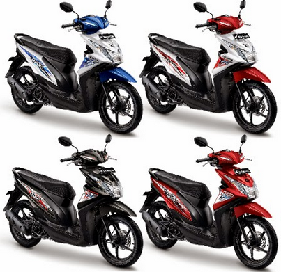 Ini yang Berbeda dari Skutik Honda BeAT Terbaru