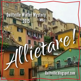 Quiltville Mystery 2015
