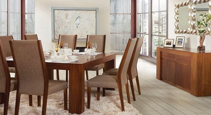 Cmo elegir las sillas de tu comedor  Placencia Muebles