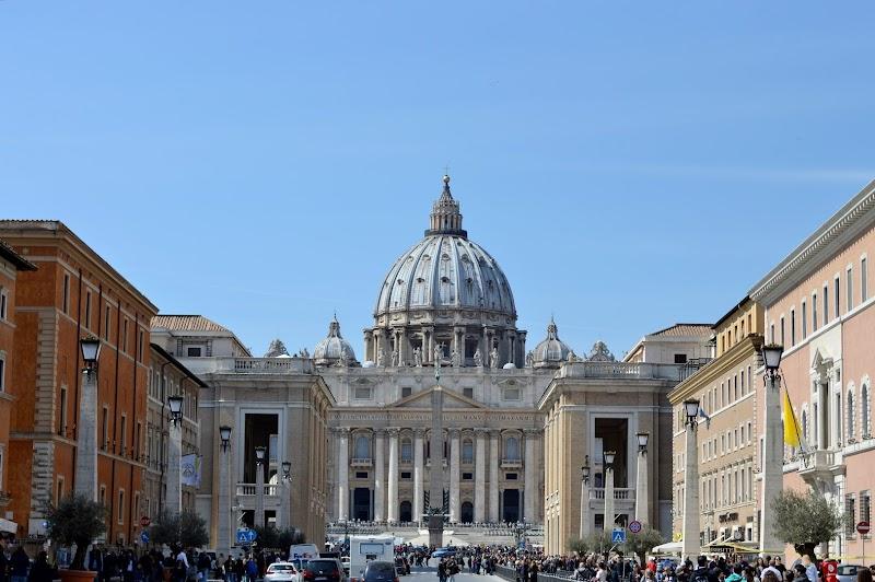 Кое е най-подходящото време да посетим Ватикана?