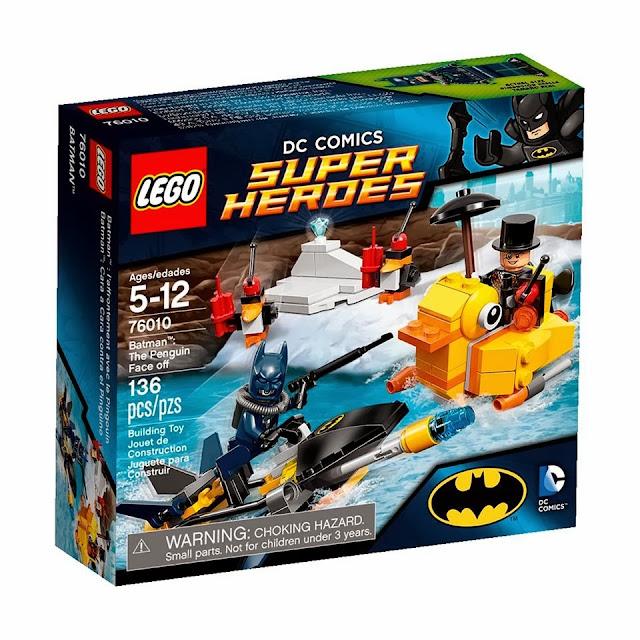 DeToyz Shop: 2014 Lego DC Batman Sets