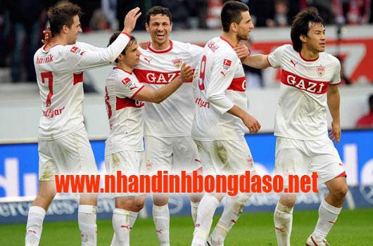 VfB Stuttgart vs SV Sandhausen 23h30 ngày 17/6 www.nhandinhbongdaso.net