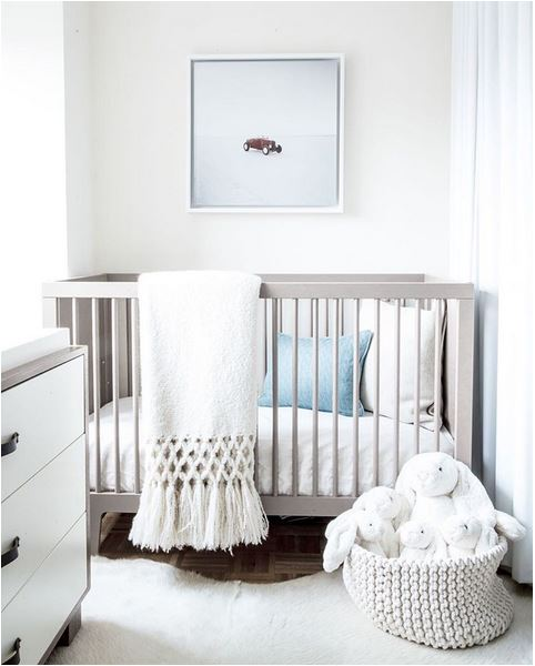 The boo and the boy kids 39 rooms on instagram - Simple baby room ...