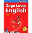 Download trọn bộ Gogo loves English full 6 tập sách scan màu + Audio + 39 Video