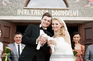 porumbei albi cluj nunta