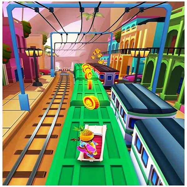حمل لعبة سب واى  Subway على نظام ويندوز 10 موبايل