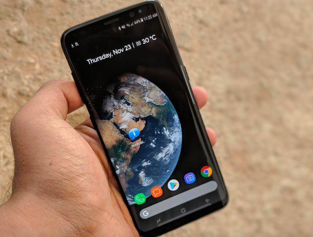 Samsung Galaxy S8 and S8+ Started Receiving Stable Android 8.0 Oreo Update