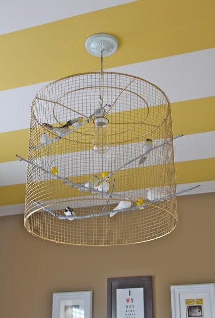 Beau Lifestyle Diy Bird Cage Lamp