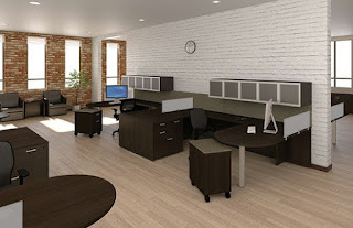 Cherryman Amber Office Furniture