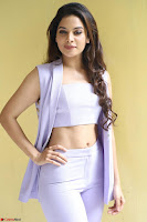 Tanya Hope in Crop top and Trousers Beautiful Pics at her Interview 13 7 2017 ~  Exclusive Celebrities Galleries 016.JPG
