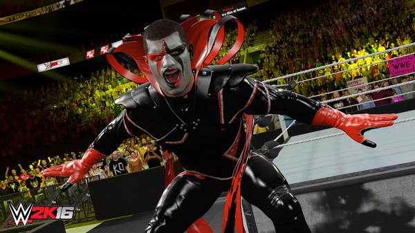 WWE 2K16 PC Download