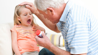 الاطفال والتسمم بالكلور والمواد الكيمائية