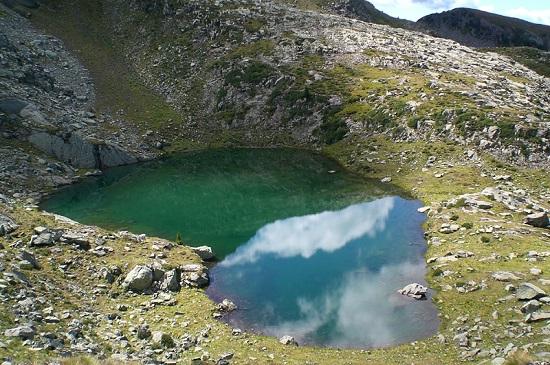 Differenza tra lago chiuso e lago aperto for Disegni di laghi