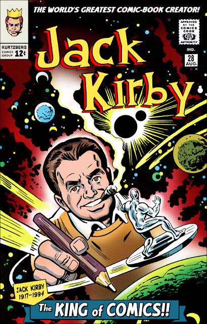 Jack Kirby, Rey de Marvel