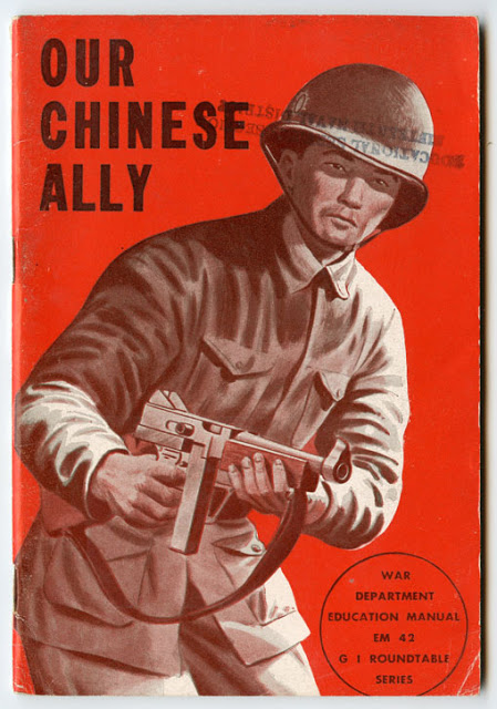 Military Manuals EM 42 Roundtaable Series Our Chinese Ally. WWII. Military intelligence is an oxymoron and other stories of Military Intelligence marchmatron.com