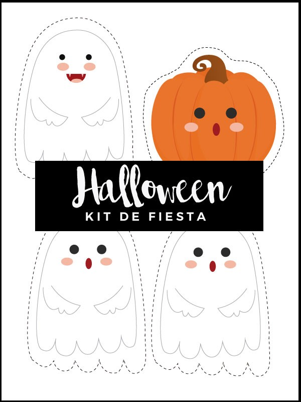 20 Actividades Educativas de Halloween para Niños - Mundo de Rukkia