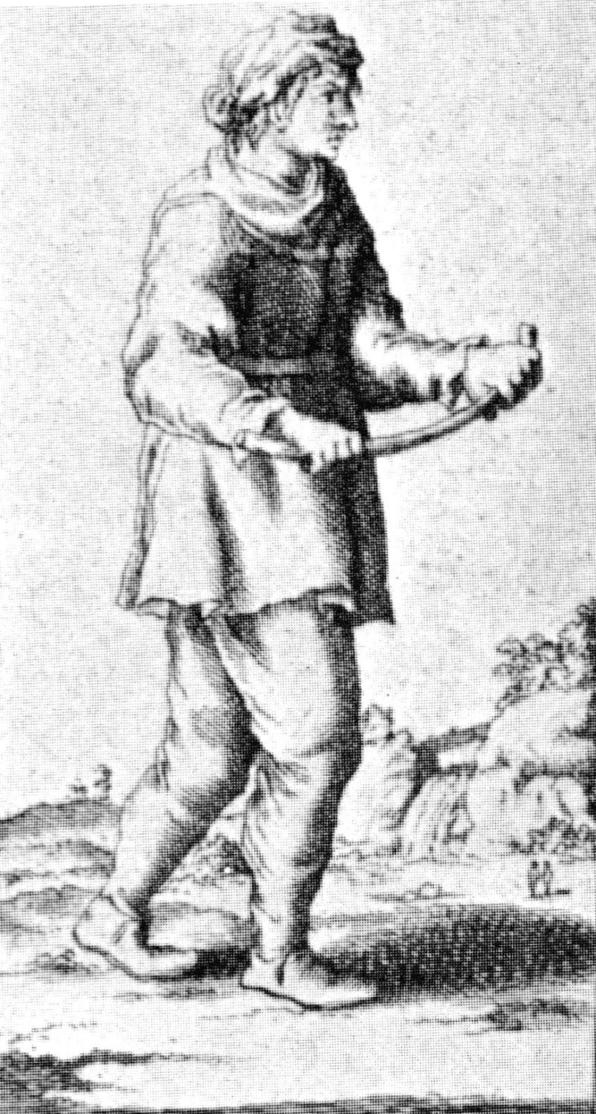 The Symbologist: Dowsing: using the magic rod