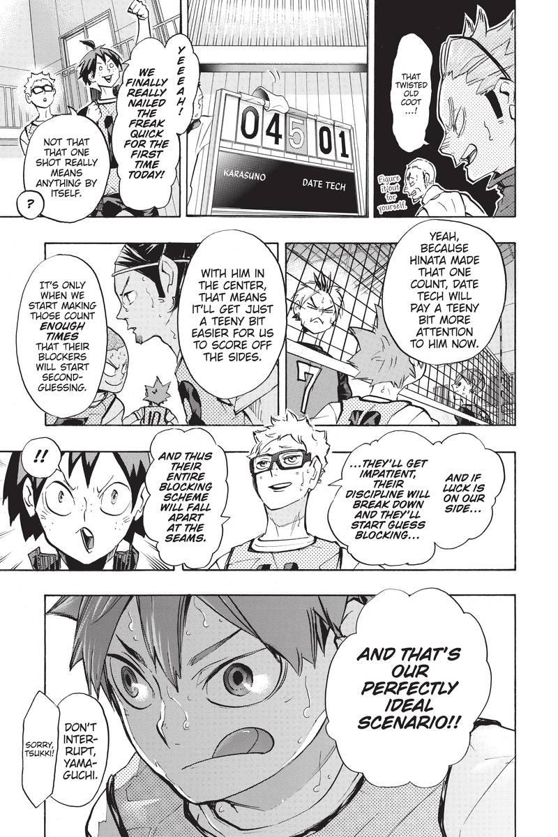Haikyuu Chapter 226 | Read Haikyuu!! Manga Online