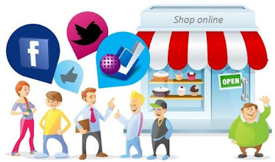 lĩnh vực kinh doanh online