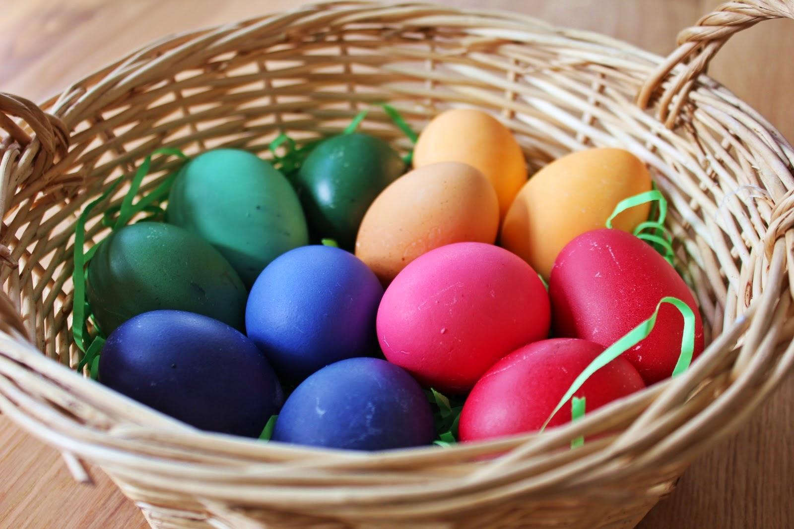 Ostereier färben mit dem Thermomix | Fashion Kitchen