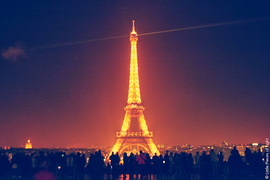 My longing The Eiffel Tower