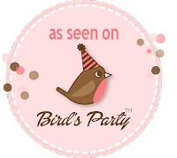 Your Party Ideas, Recipes & Crafts | Link Party #5 - featuring stunning party ideas, crafts and recipes for any event or celebrations! via BirdsParty.com @BirdsParty