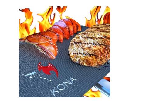 LauKingdom BBQ Grill Mat