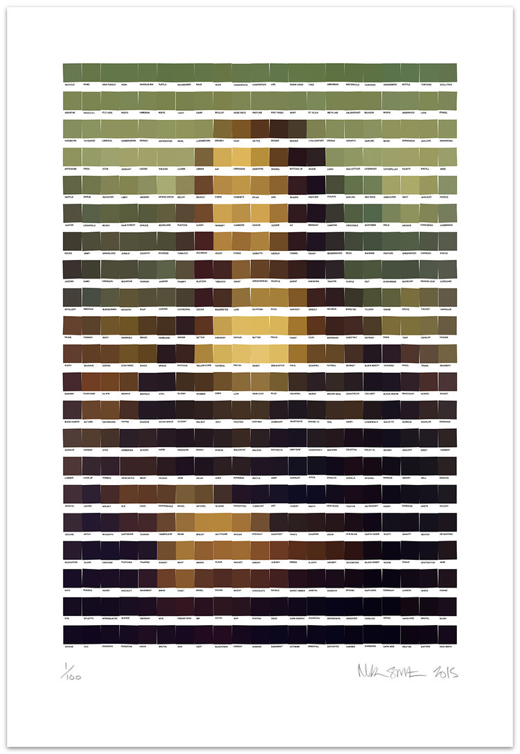 Famosas-obras-de-arte-mosaicos-de-colores-Pantone-nick-smith