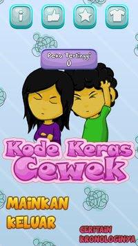 Kode Keras Cewek v2.0.4 Apk Download For Android Latest Version