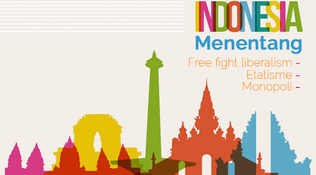 Sistem Ekonomi Indonesia Menentang Freefight liberalism, Etatisme, dan Monopoli