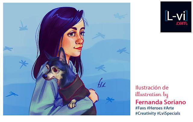 Lucebuona & Giggio by Fernanda Soriano.  L-vi.com